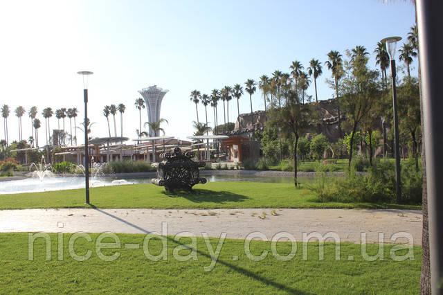 Анталия Експо 2016 выставка Турция башня