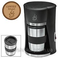 Кофеварка капельная CLATRONIC KA 3450 black