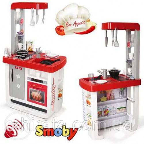 """Интерактивная кухня Bon Appetit - Smoby (310800)  - Интернет-магазин детских товаров """"Жирафа"""" в Одессе"""