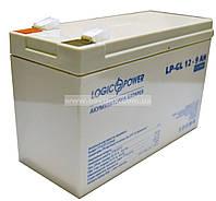 Аккумулятор гелевый Logicpower LP-GL 12V 9AH, фото 1