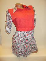 Рубашка  женская  № 1340
