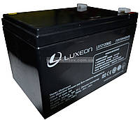 Аккумулятор мультигелевый Luxeon LX12-12MG 12V 12Ah, фото 1