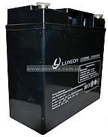 Аккумулятор мультигелевый Luxeon LX12-20MG 12V 20Ah, фото 1