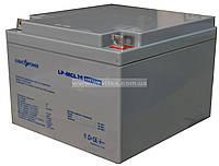 Аккумулятор мультигелевый Logicpower LP-MG 12V 26Ah, фото 1