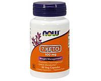 7-KETO 100 mg 30 veg caps