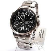 Часы Seiko SSC075P1 хронограф SOLAR В., фото 1