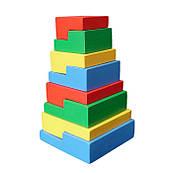 Пірамідка-головоломка 8 ел., Komarovtoys