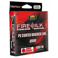 Шнур Lineaeffe Fire Silk PE Coated (3008110) 0.1 мм, 100 м, 9.2 кг