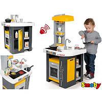 Интерактивная кухня Smoby Tefal Studio со звуковыми эффектами Кофе-машиной и аксессуарами (311000)