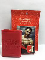 Мужской мини-парфюм Champion Energy Davidoff (20 мл- чехол)