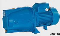 Насос поверхностный EUROAQUA JSW - 15 M мощность 1,1 кВт