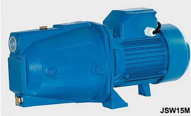 Насос поверхневий EUROAQUA JSW - 15 M потужність 1,1 кВт