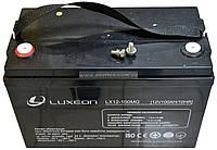 Аккумулятор мультигелевый Luxeon LX12-100MG 12V 100Ah, фото 1