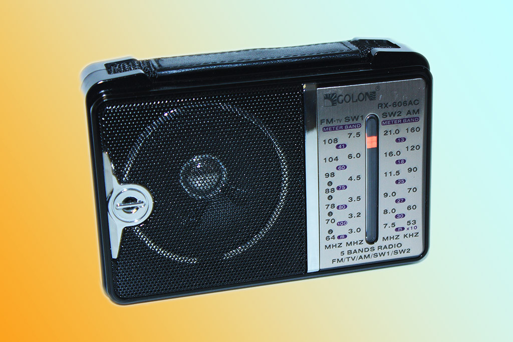 Радиоприемник Golon RX-606AC