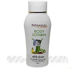 Омолаживающий лосьон для тела Патанджали, Patanjali body lotion, 100 мл.