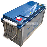 Аккумулятор гелевый Luxeon LX12-120G 12V 120Ah, фото 1