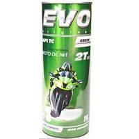 EVO MOTO 2T BIO green Моторное масло 1л