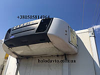Холодильная установка Carrier Supra 550, фото 1