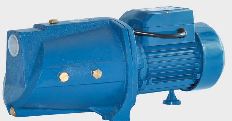 Насос поверхностный EUROAQUA JSW - 10 MX мощность 0,75 кВт, фото 2