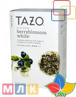 Tazo Teas Ароматизированный белый чай из ягодного цвета, 20 фильтр-пакетов, 30 г