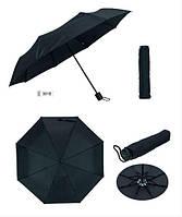Зонт мужской механический черный Feeling Rain 301е