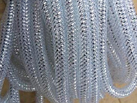 Регилин трубочка 1 см белый  19260