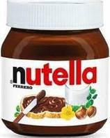 Шоколадно-ореховый крем Nutella Ferrero , 600 гр
