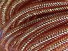 Регилин трубочка 1 см светло-коричневый  19261