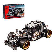 """Конструктор Decool 3417 (аналог Lego Technik 42046) """"Гоночный автомобиль для побега"""", 170 дет"""