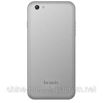 "Смартфон Bravis A551 Bright 5.5"" Black"", фото 2"