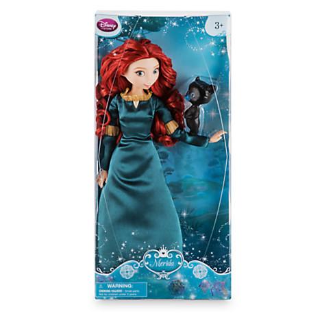 Кукла Мерида классическая принцесса Дисней