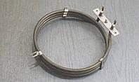 ТЕН 3,3кВт 240В — трёхвитковый ТЭН конвекции (двигателя вентилятора пароконвектомата), нержавейка 8мм Dп=178мм