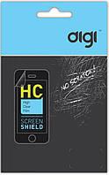 Защитная пленка DIGI для Huawei Honor 3 глянцевая
