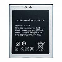 Оригинальный аккумулятор Bravis Vista 1700mAh (100%)