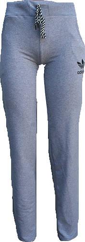 Женские спортивные  штаны прямые