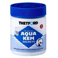 Средство для дезодорации биотуалетов Thetford Aqua Kem Sachets (8710315991482)