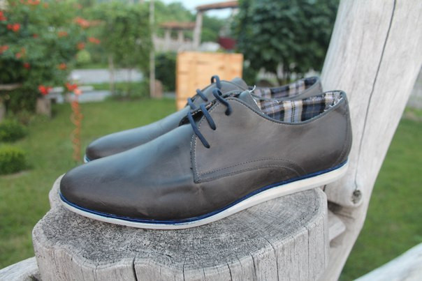 5e7fb39a1 Мужские туфли недорого в Украине Pier One Made in Portugal, 30 см, 45 размер