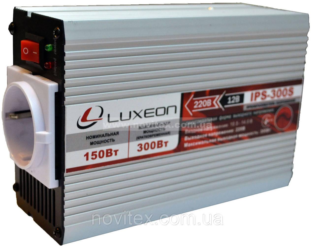 Инвертор Luxeon IPS-300S (150Вт)