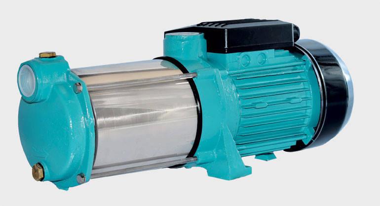 Насос поверхностный EUROAQUA MH 1300 мощность 1,3 кВт, фото 2