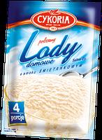 Порошок для приготовления мороженного Lody domowe Cykoria со сливочным вкусом, 60 гр