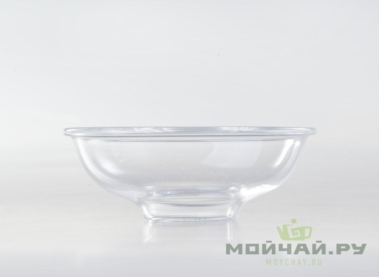 Чашка # 3101, стекло, 80 мл.