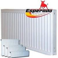Радиатор стальной Esperado Softline Тип 22 500х500 боковое подключение