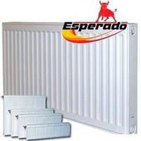 Радиатор стальной Esperado Softline Тип 22 600х600 боковое подключение