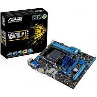 Материнская плата ASUS M5A78L-M LE/USB3 sAM3+_ 760 SB710_ 4xDDR3_ HDMI-DVI-VGA_ USB3_ mATX (M5A78L-M_LE/USB3)
