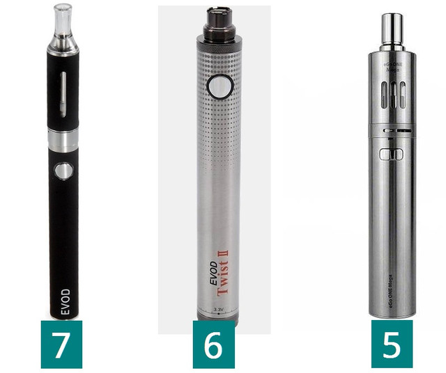 лучшие электронные сигареты 2016