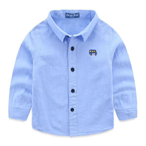 """Рубашка """"Классика"""" голубой 110"""