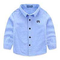 "Рубашка ""Классика"" голубой 110, фото 1"