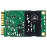 Твердотельный накопитель SSD mSATA Samsung 850 EVO 500GB (MZ-M5E500BW)