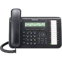 PANASONIC Системний IP-телефон (чорний) KX-NT543RU-B (KX-NT543RU-B)