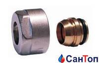 Резьбовое соединение (фитинг) для медных труб SCHLOSSER Никель GW 3/4 x 15mm